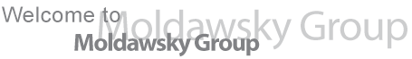 Welcome to the moldawsky group